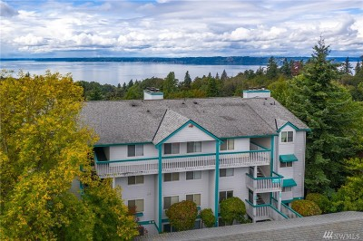 Federal Way Condo/Townhouse For Sale: 28602 16th Ave S #103