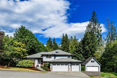 Snohomish Single Family Home For Sale: 11025 198th Place SE