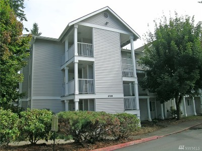 Whatcom County Condo/Townhouse For Sale: 2709 W Maplewood #201