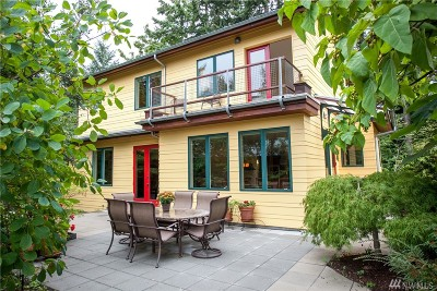 Bainbridge Island Single Family Home For Sale: 591 Wood Ave SW
