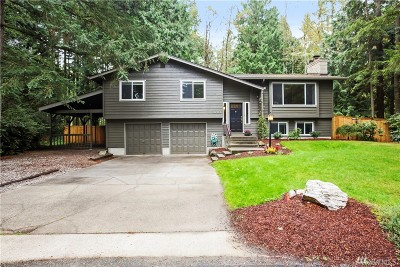 Gig Harbor Single Family Home For Sale: 14313 56th Ave NW