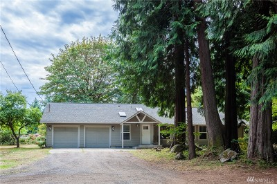 Olympia Single Family Home For Sale: 2027 26th Ave NW