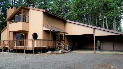 Mason County Single Family Home Pending Inspection: 40 E Portee Place
