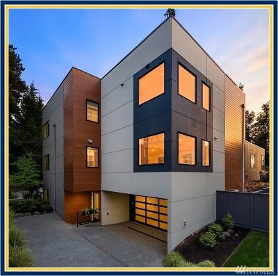 Kirkland Single Family Home For Sale: 10113 NE 63rd St