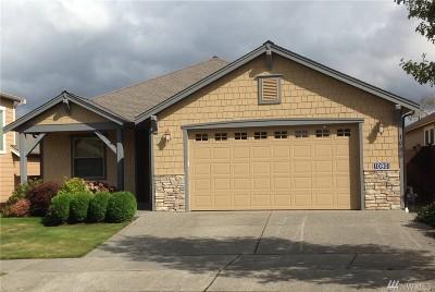 Mount Vernon Single Family Home For Sale: 1080 Chestnut Lp