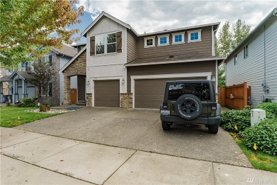 Snohomish County Single Family Home For Sale: 5616 116th St NE