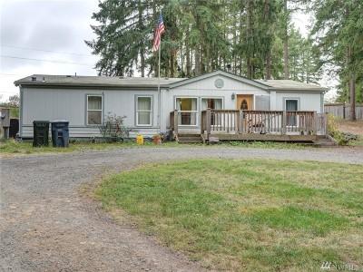 Eatonville Single Family Home For Sale: 3606 350th St E