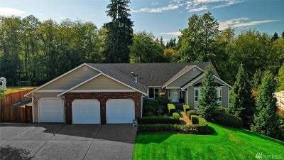 Snohomish Single Family Home For Sale: 3912 113th Dr SE