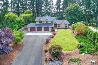 Renton Single Family Home For Sale: 16713 SE 149th St