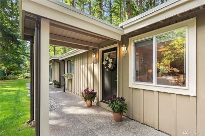 Sammamish Single Family Home For Sale: 21015 SE 14th Place