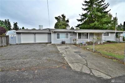 Tacoma Single Family Home For Sale: 805 Brookdale Rd E