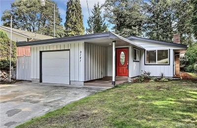 Tacoma Single Family Home For Sale: 9141 Waverly Dr SW