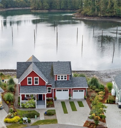 Port Ludlow Single Family Home For Sale: 256 Anchor Lane