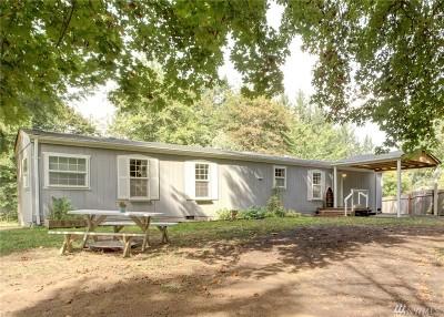 Thurston County Single Family Home For Sale: 10534 Ryan Lane SE