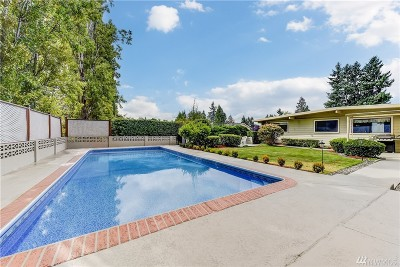 Single Family Home For Sale: 402 155th Ave SE