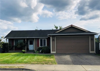 Orting Single Family Home For Sale: 311 Groff Ave NW