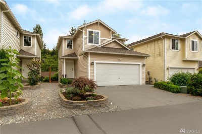 Lynnwood Condo/Townhouse For Sale: 15517 25th Ave W