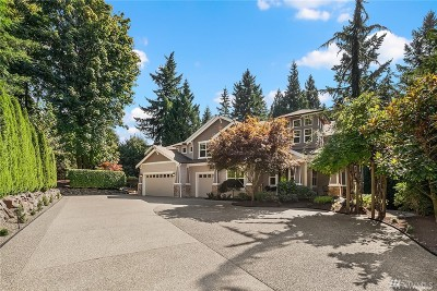 Woodinville Single Family Home For Sale: 21707 82nd Ave SE