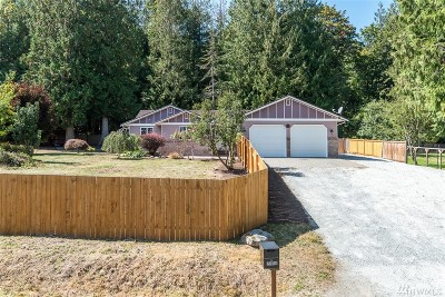 Camano Island Single Family Home For Sale: 2088 Parker Rd