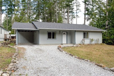 Whatcom County Single Family Home For Sale: 8360 Golden Valley Blvd