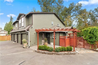 Lynnwood Single Family Home For Sale: 616 148th St SW