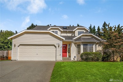 Maple Valley Single Family Home For Sale: 21318 SE 277th Place
