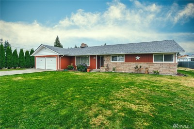Centralia Single Family Home For Sale: 1821 Taylor St