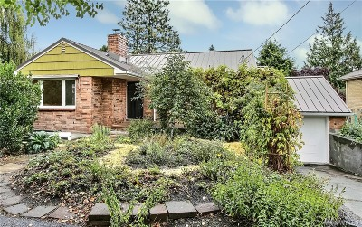 Seattle Single Family Home For Sale: 6522 38th Ave NE