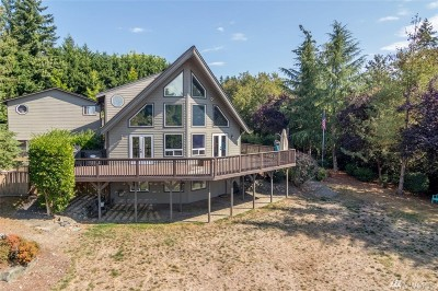 Bremerton Single Family Home For Sale: 9185 Tracyton Blvd NW