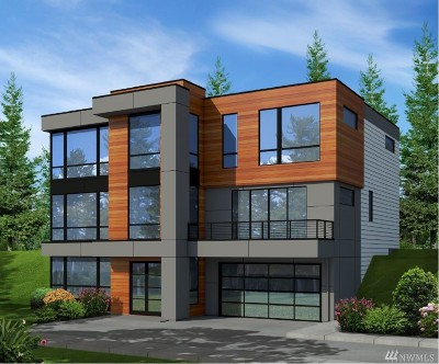 Kirkland Single Family Home For Sale: 1025 4th St