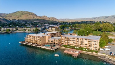 Chelan County, Douglas County Condo/Townhouse For Sale: 322 W Woodin Ave #532