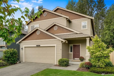 Lake Stevens Single Family Home For Sale: 8407 10th Place Southeast
