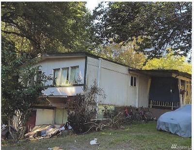 Mason County Single Family Home Pending: 91 Little Mission Creek Lane