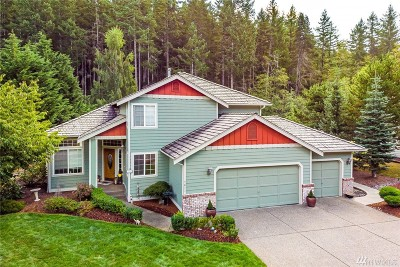Port Orchard Single Family Home For Sale: 7811 Broadstone Place SW