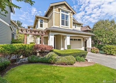 Mukilteo Single Family Home For Sale: 6607 Waterton Cir