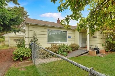 Mount Vernon Single Family Home For Sale: 2303 Old Hwy 99 S Rd