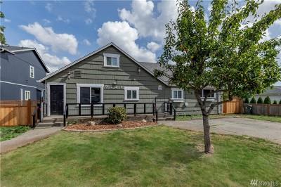 Tacoma Single Family Home For Sale: 9225 Fawcett Ave