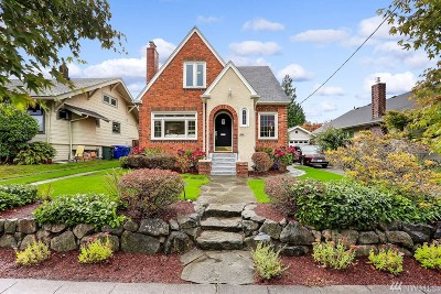 King County Single Family Home For Sale: 3265 Walnut Ave SW