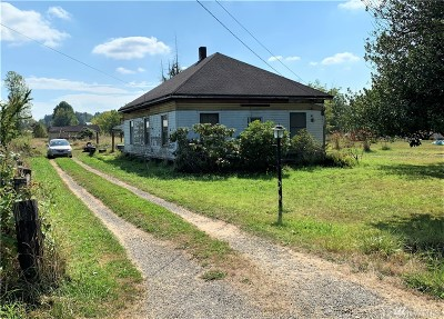 Buckley Single Family Home For Sale: 28414 Hinkleman Rd