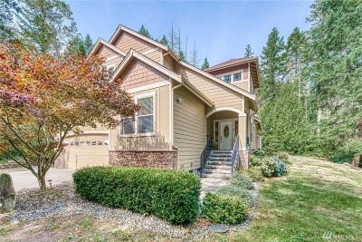 Gig Harbor Single Family Home For Sale: 9711 159th St NW