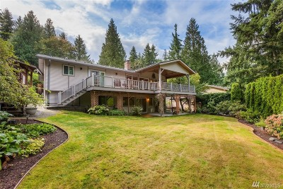 Issaquah Single Family Home For Sale: 250 Almak Ct NW