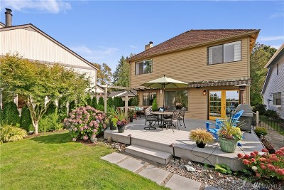 Renton Single Family Home For Sale: 2444 SE 8th Place