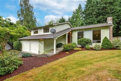 Redmond Single Family Home For Sale: 4805 158th Ct NE