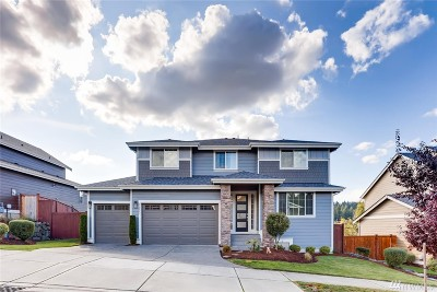 Auburn Single Family Home For Sale: 5233 Wesley Ave SE