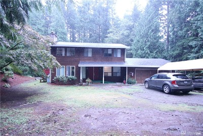 Lake Tapps Single Family Home For Sale: 17509 50th St Ct E