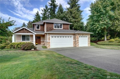 Olympia Single Family Home For Sale: 7629 Countrywood Dr SE