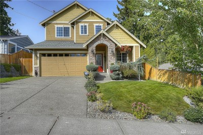 Pierce County Single Family Home For Sale: 615 Ramsdell St