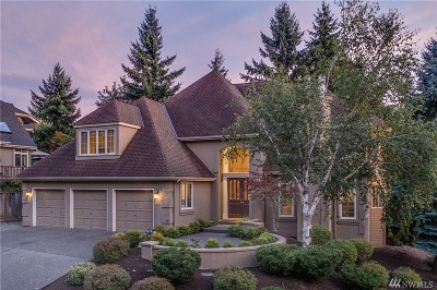 Sammamish Single Family Home For Sale: 2433 196th Ave SE