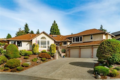 Edmonds Single Family Home For Sale: 22315 99th Place W