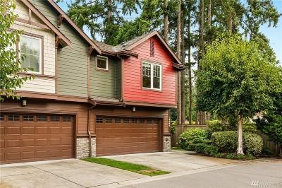 Kirkland Single Family Home For Sale: 13264 101st Lane NE